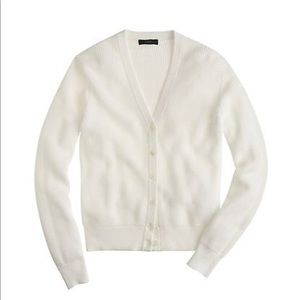 J. Crew | Cream Cardigan / sweater